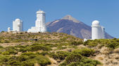 Teide Observatory — Stock Photo