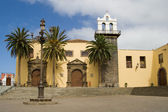 Former convent in Garachico — Stock Photo