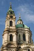 Aziz nicholas kilisesi — Stok fotoğraf