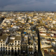 Seville Panorama - Stock Photo