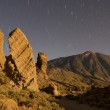 Mount Teide by night — Stock Photo #14553655
