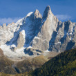 Aiguille du Dru — Stock Photo
