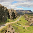 Thingvellir — Stock Photo