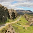 Stock Photo: Thingvellir