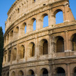 Colosseum facade — Stock Photo