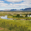 Royalty-Free Stock Photo: Thingvellir Parliaments plains