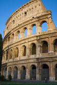 Colosseum facade — Stock Photo