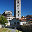 Basilica of San Frediano — Stock Photo