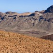 Caldera of Mount Teide — Stock Photo