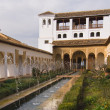 Royalty-Free Stock Photo: El Generalife