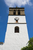Bell tower of Icod de los Vinos — Stock Photo