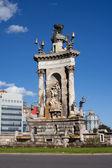 Spain Square monument — Stock Photo
