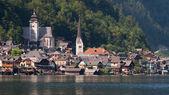 Village of Hallstatt — Stock Photo
