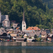 Village of Hallstatt — Stock Photo #22848128