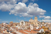 Tarragona cityscape — Stock Photo