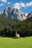 Church of Santa Maddalena — Stock Photo
