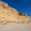 Roman walls of Tarragona - Stock Photo