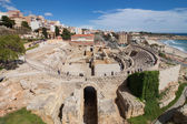 Amphitheatre of Tarragona — Stock Photo