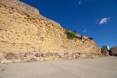 Roman walls of Tarragona — Stock Photo