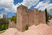 Castle of Terrassa — Stock Photo