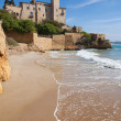 Castle of Tamarit, Tarragona — Stock Photo #29564233