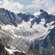 Glacier de Talefre — Stock Photo