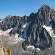 Aiguille du Chardonnet — Stock Photo