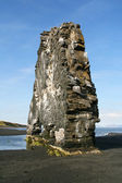 Hvitserkur crag — Stock Photo
