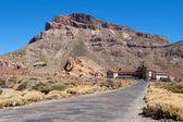 Parador del Teide — Stock Photo