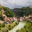 Stock Photo: Fribourg Auge District
