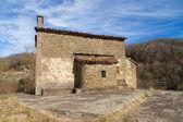 Santa Magdalena chapel in Rupit — Stock Photo
