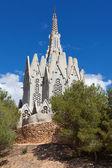 Montserrat Sanctuary — Stock Photo