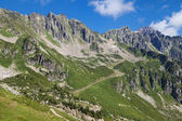 Aiguilles Rouges National Nature Reserve — Stock Photo