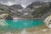 Lac Blanc — Stock Photo