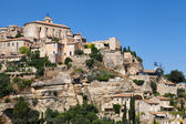Perched village of Gordes — Stock Photo