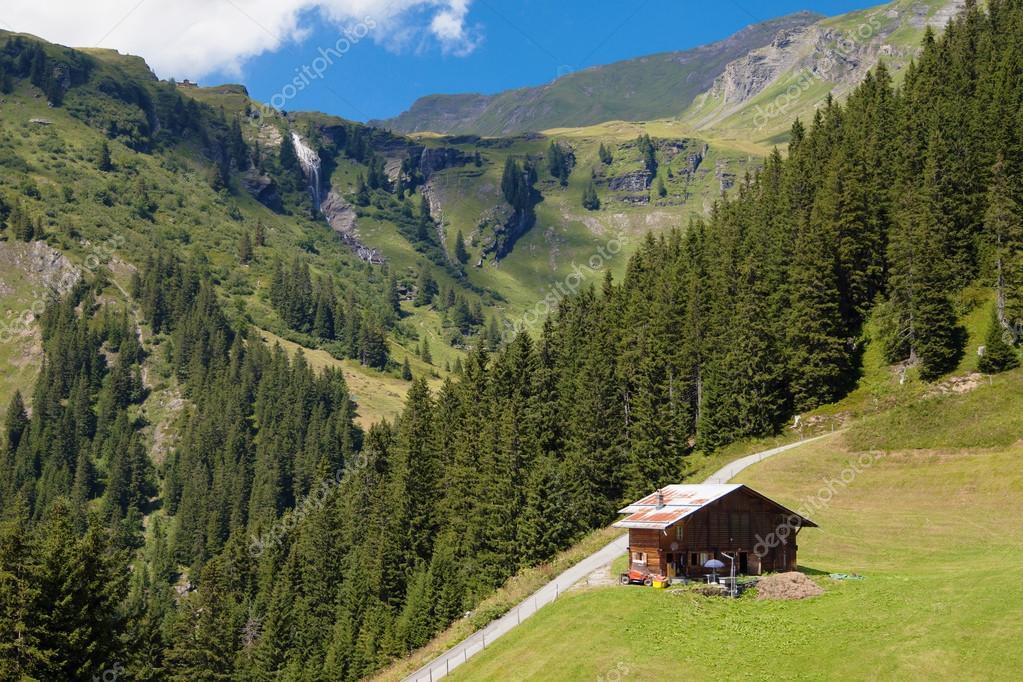 Fotos alpes suizos - Casas en los alpes suizos ...