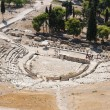 Theatre of Dionysus in the Acropolis — Stock Photo #47848693