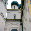 Stock Photo: Church of Elijah Prophet in Yaroslavl, Russia