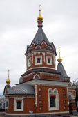 Chapel of Alexander Nevsky — Stock Photo