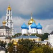 Panorama of Trinity Sergius Lavra — Stock Photo