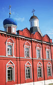Beautiful Kremlin in Kolomna, Russia — Stock Photo
