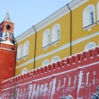Stock Photo: Moscow Kremlin tower