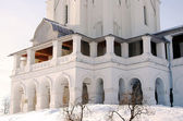 Kostel nanebevstoupení páně v tverská ulice, moskva — Stock fotografie