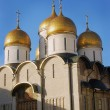 Assumption church in winter. Moscow Kremlin. — Stock Photo