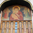 Assumption church facade. Moscow Kremlin. — Stock Photo
