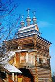 святого георгия победоносного церковь — Стоковое фото