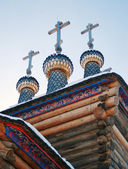 St. george vítězné církve — Stock fotografie