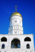 Ivan the Great Bell tower. Moscow Kremlin. — Stock Photo