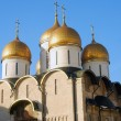 Stock Photo: Assumption church in winter. Moscow Kremlin.