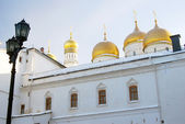 Assumption church in winter. Moscow Kremlin. — Stock Photo
